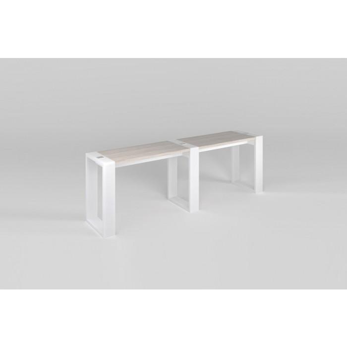 """Маникюрный двухместный стол """"Matrix"""""""