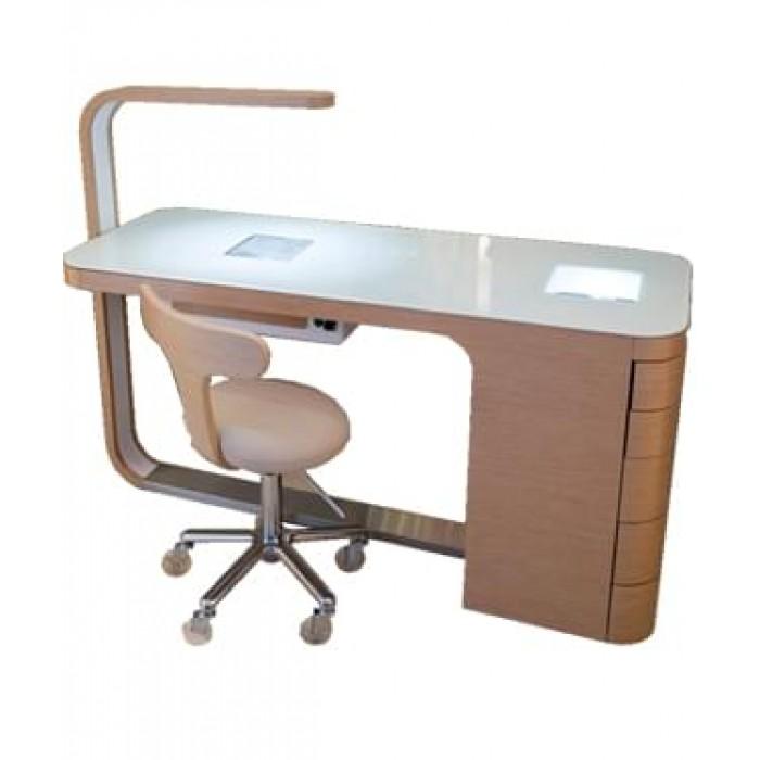 Маникюрный стол Hibiscus nail С
